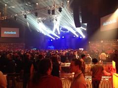 Autodesk University 2012 Party