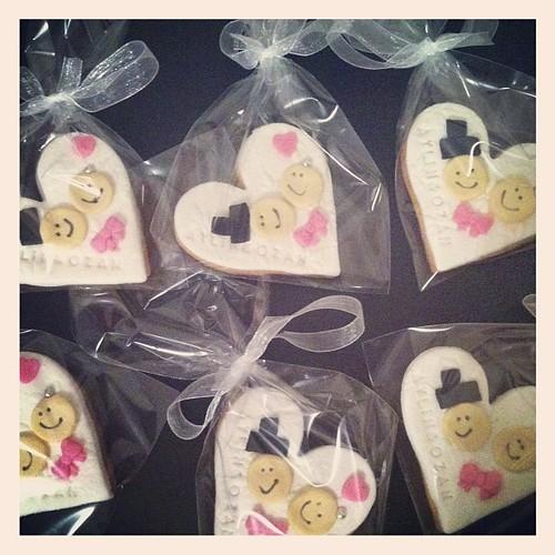 #engagementcookies by l'atelier de ronitte