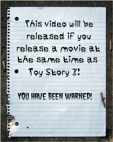Disney Ransom