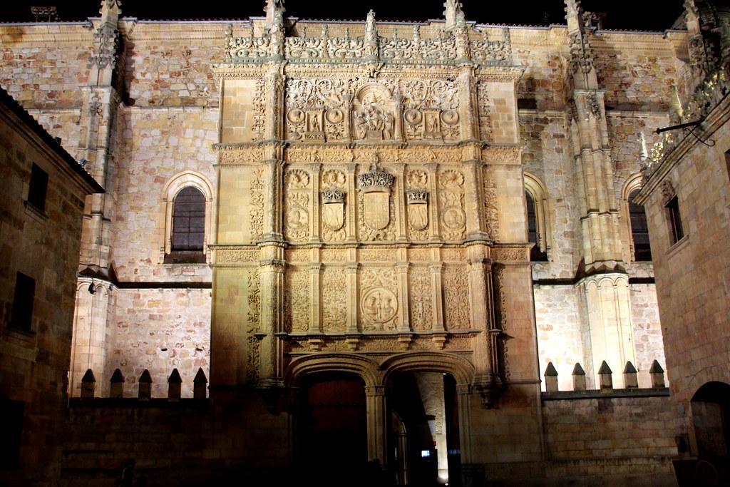 Salamanca, noche