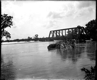 Trinity River flood