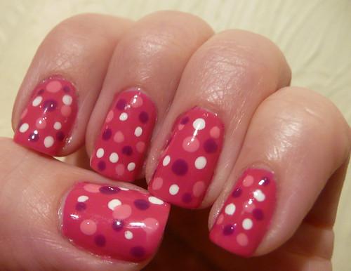 pink dot mani1