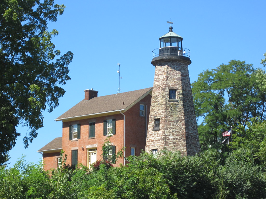 Charlotte Genesee Lighthouse: Rochester, N.Y. *Gallery*