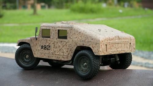 Tamiya Hummer P1250255