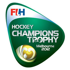FIH Men's Hockey Champions Trophy 2012 Logo