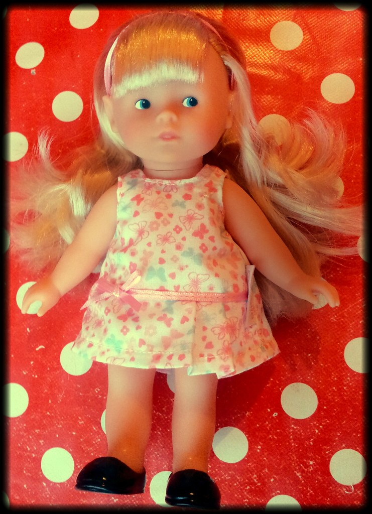 , DKL Toys Rebecca's Mini Corolline Doll Review