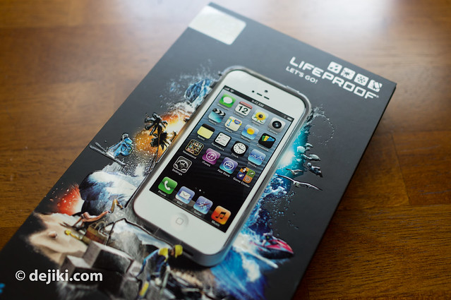 Lifeproof box