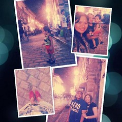 It's fun in #Vigan #latergram