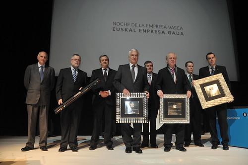 Premiio Made in Euskadi para Fagor Arrasate.