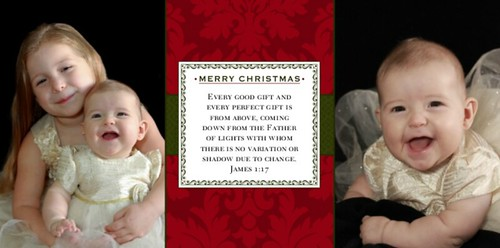 Our 2012 Christmas Card