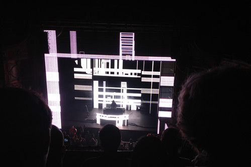 Squarepusher show London