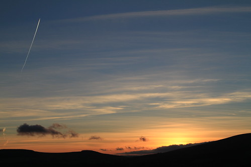 Sunset From Ballinderry