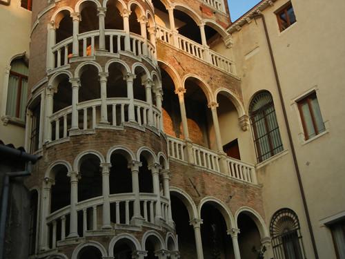 DSCN1878 _ Palazzo Contarini del Bovolo, 14 October