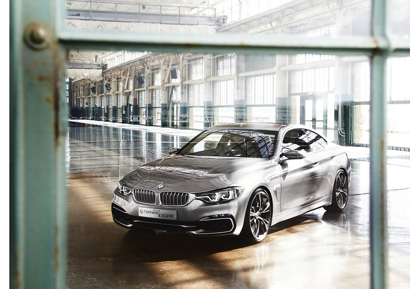 BMW 4 Series Coupe | Concept (F32) Revealed - CarbonOctane