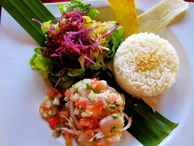 easter island ceviche