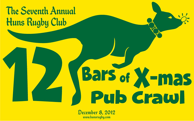 Huns 12 Bars of X-Mas 2012