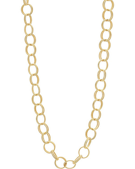 TEXTURED-LINK-NECKLACE_GOLD