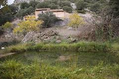 Mas de la Franqueta. Parc Natural dels Ports