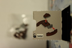 LEGO Star Wars 2012 Advent Calendar - Day 8: Vulture Droid
