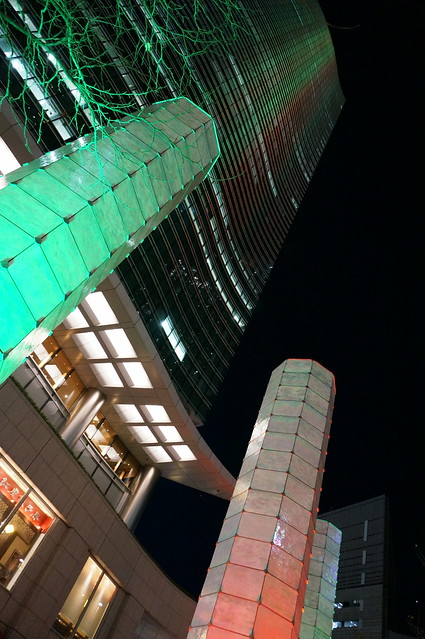 Shiodome City Center Building Flickr Photo Sharing
