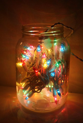 xmas lights by Rakka
