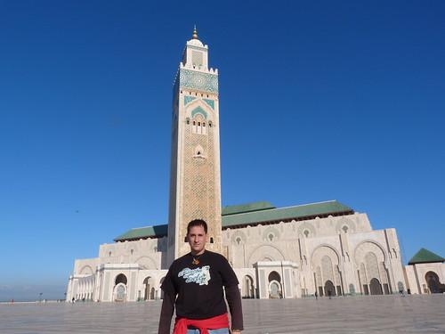 Fotografía en la Mezquita de Hassan II