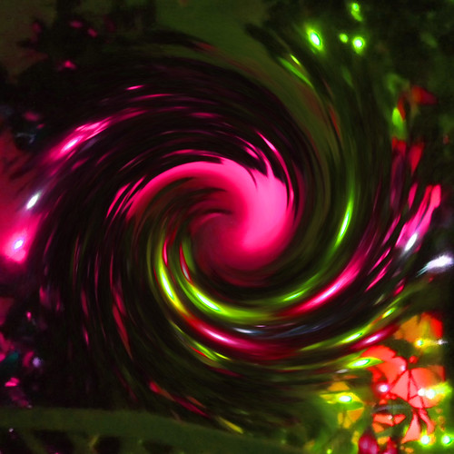 December 9th 2012 - Seasonal abstract