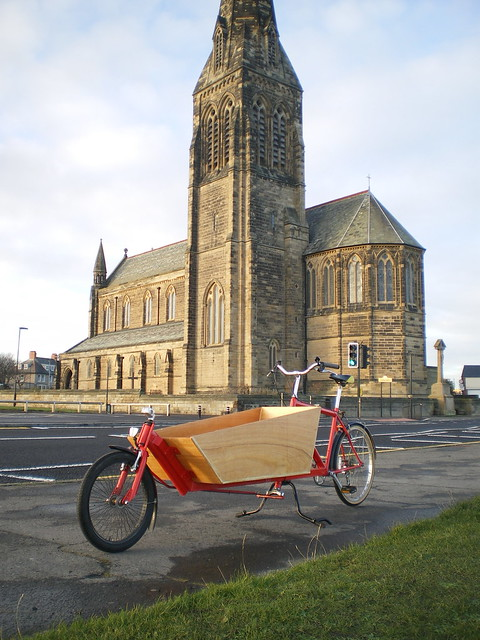 Cargo Bike Photos