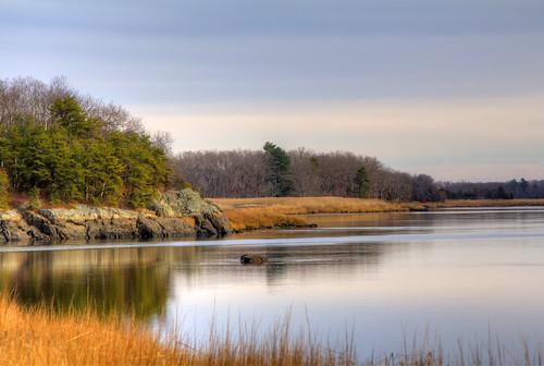water river island merrimack