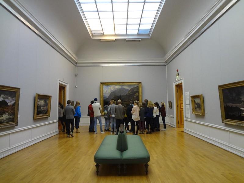 Museu da Galeria Nacional da Noruega em Oslo