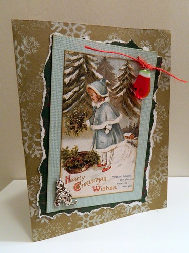 Christmas Swap Card From Serena