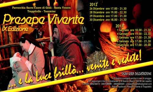 Presepe vivente di Trappitello foto tratta dal sito  http://it-it.facebook.com/pages/PRESEPE-VIVENTE-DI-TRAPPITELLO/128603542604
