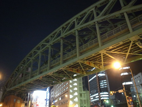 昌平橋鉄橋