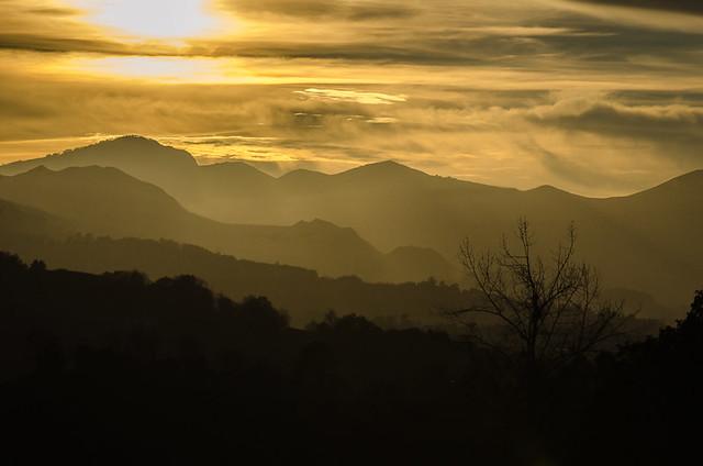Asturian Sunset
