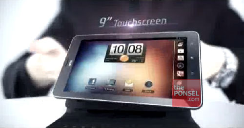Mito T970, Tablet 9 Inci Plus Docking Keyboard