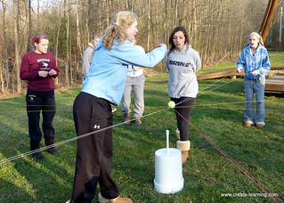 Pittsford Mendon Girls Basketball team building. Create-Learning Team Building and Leadership (82)