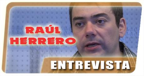 Banner Raúl Herrero