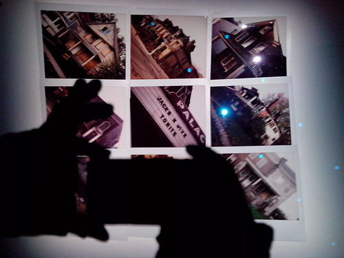 Fotografando le polaroid di Cyprien Gaillard by Ylbert Durishti