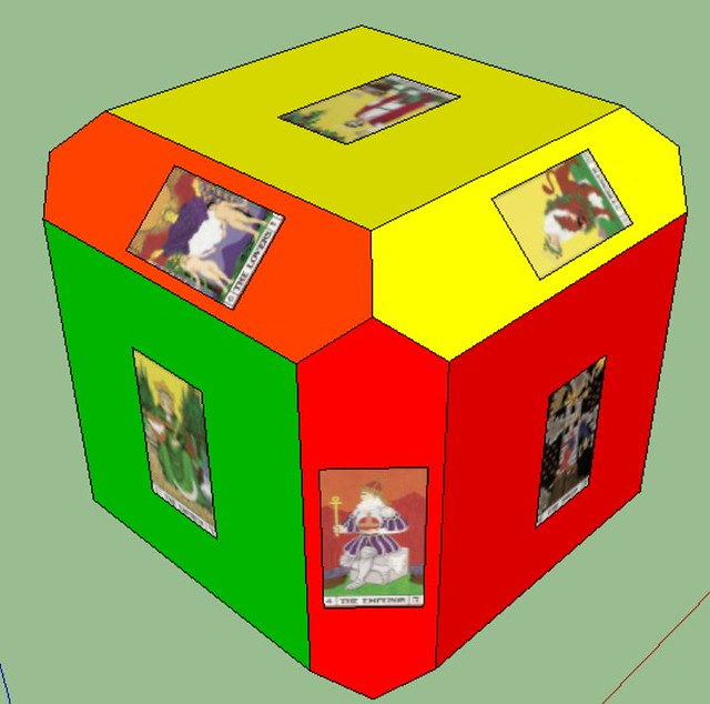 Cube Of Space