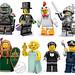 LEGO : Minifigures : Toy Fair 2013