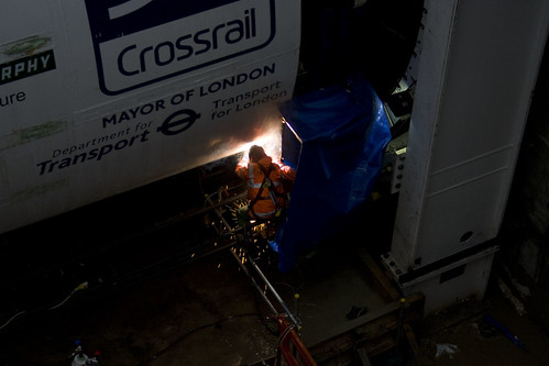 Crossrail Portal at Plumstead