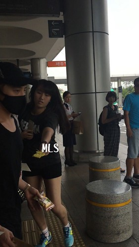 Big Bang - Gimpo Airport - 23aug2015 - MyLadies - 03