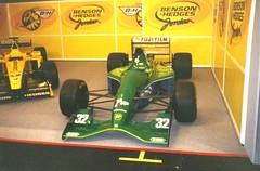 1991 Jordan-Ford 191