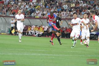 Steaua-Dinamo, 1 : 1