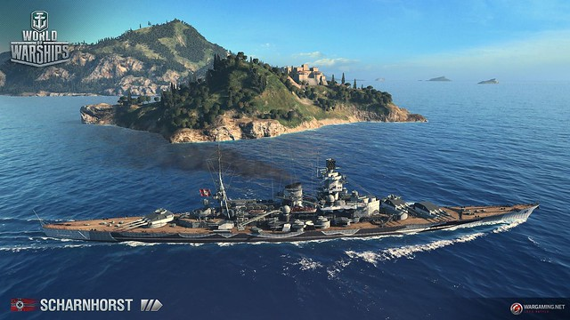 WoWs_Screenshots_Scharnhorst