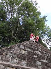 La pyramide de la Paix - Ronchamp