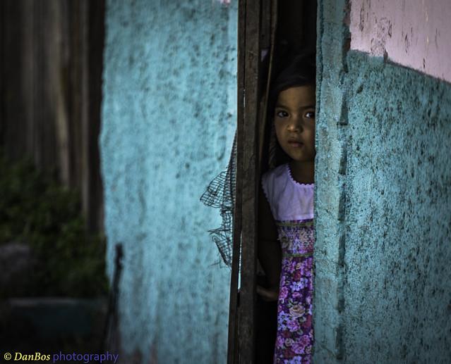 Curiosity & Shyness - Honduras 2016