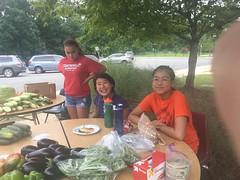 Mary Ann Settlemyre - Centreville Elementary School Farmer's Market