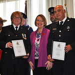 Honouring local crime prevention heroes