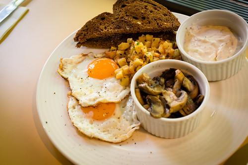Bayswater Diner, Kings Cross